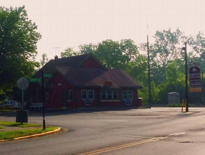 Camden, Ohio Dairy Depot