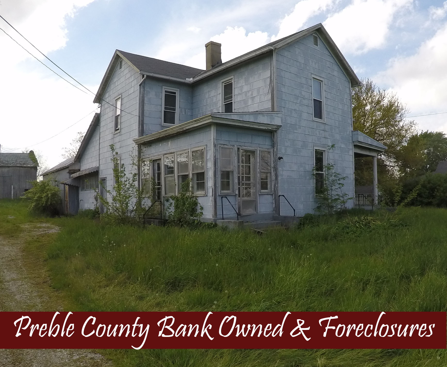 Preble County Homes – Preble County's #1 Home Buyer Search