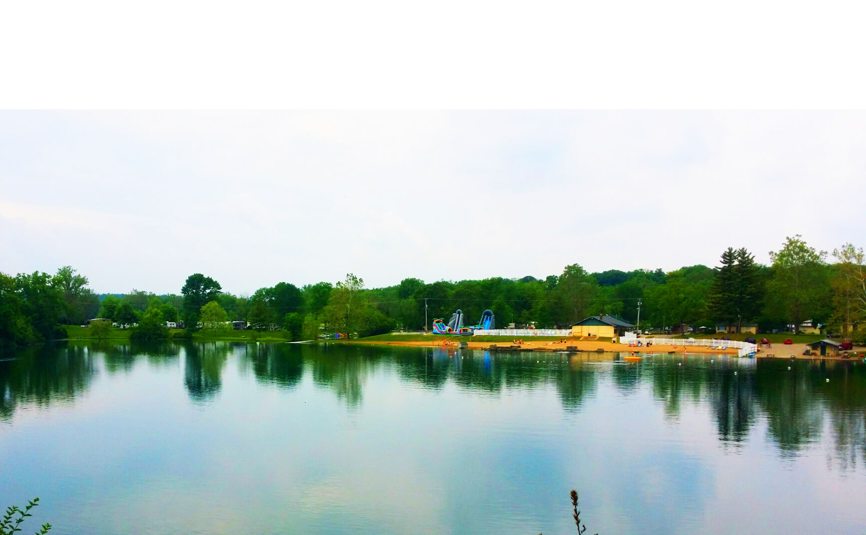 New Paris, Ohio (Natural Springs Resort)